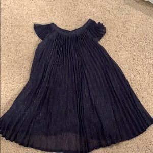 Baby Gap Navy Special Occasion Dress
